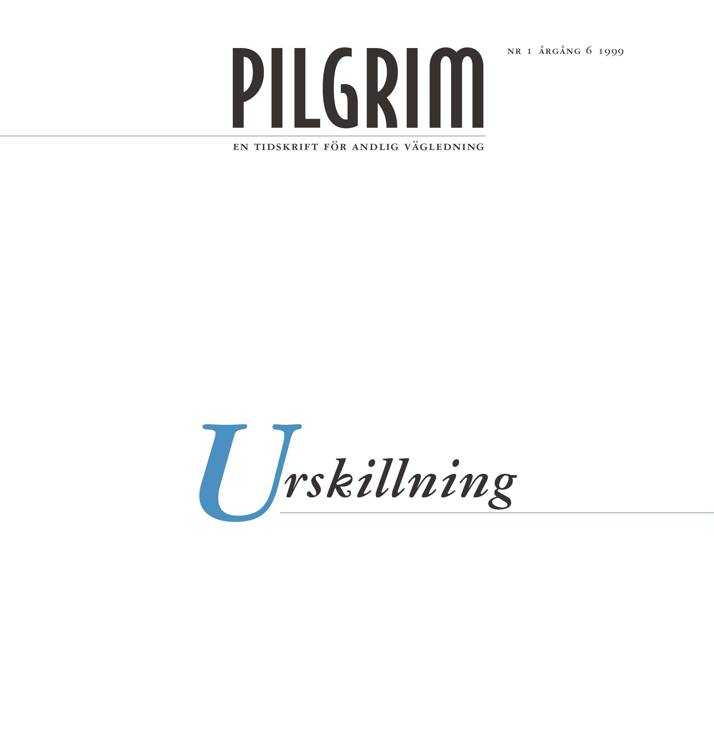 Pilgrim frams 1999-1