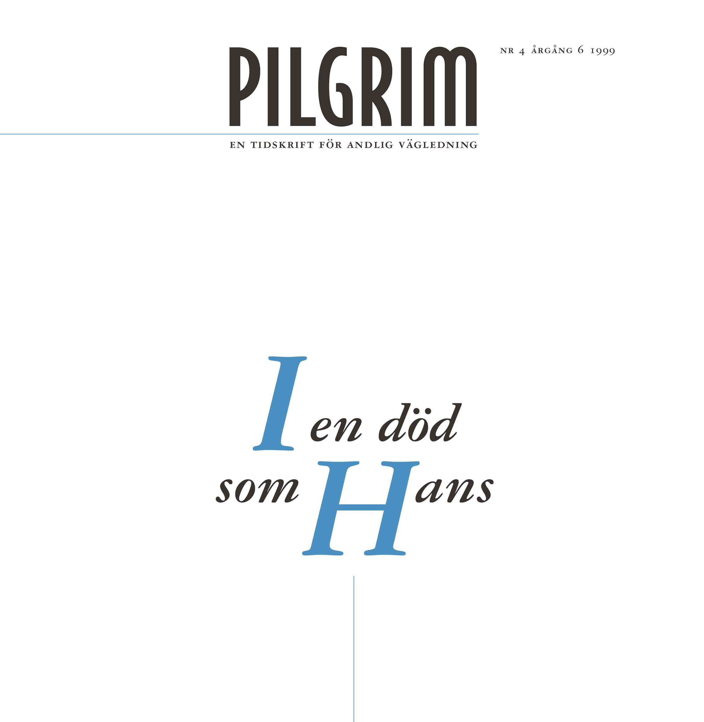 Pilgrim frams 1999-4