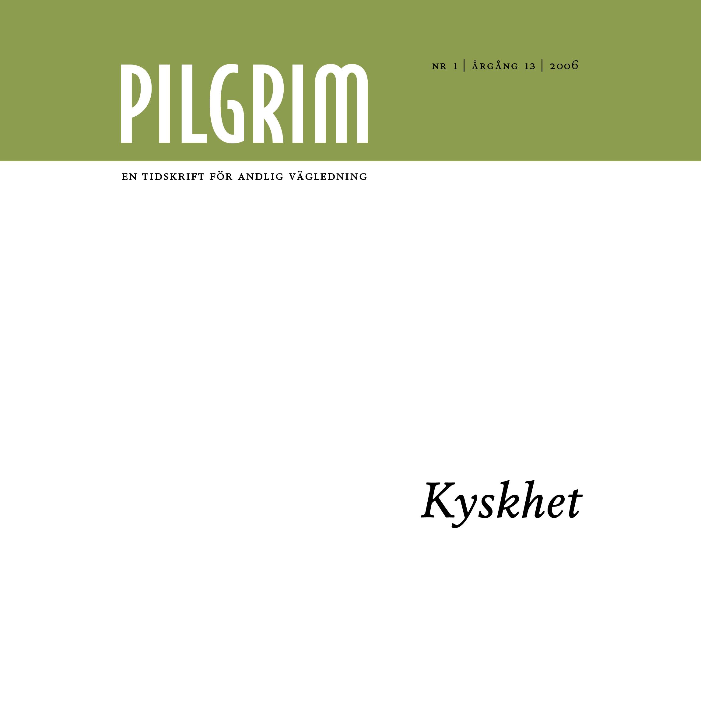 Pilgrim frams 2006-1