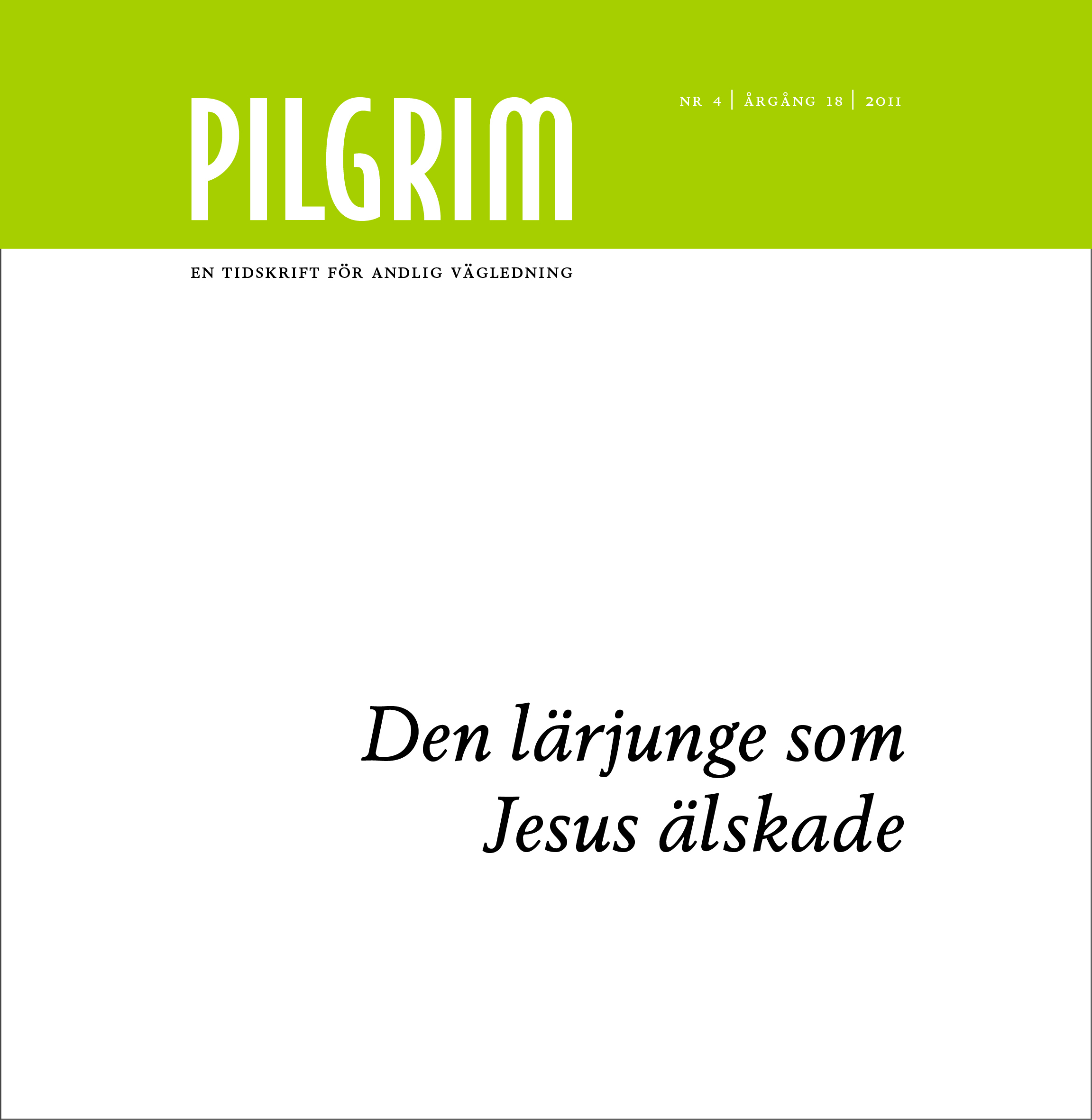 Pilgrim frams 2011-4